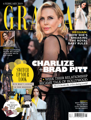 Grazia Issue 714