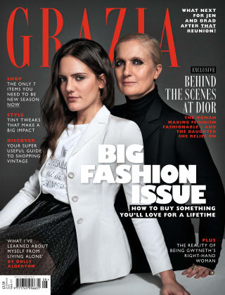 Grazia Issue 717