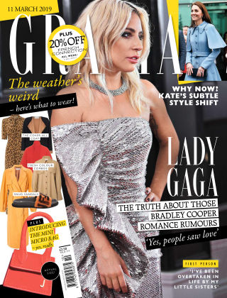 Grazia Issue 719