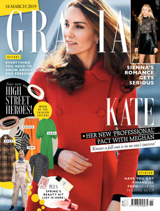 Grazia Issue 720