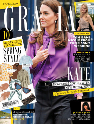 Grazia Issue 723