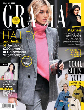 Grazia Issue 724