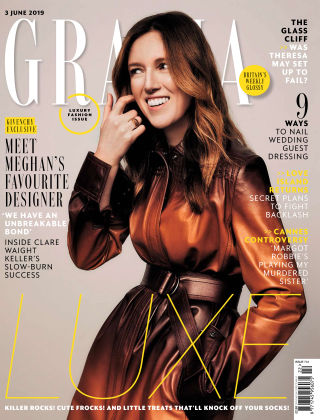 Grazia Issue 731