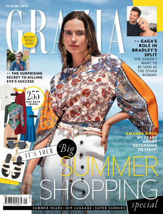 Grazia Issue 734