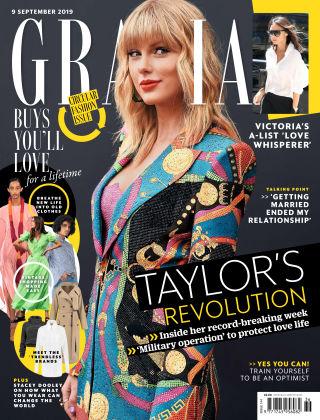 Grazia Issue 744