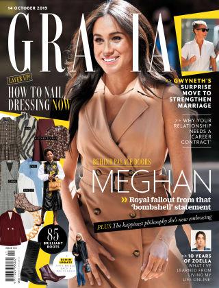Grazia Issue 749