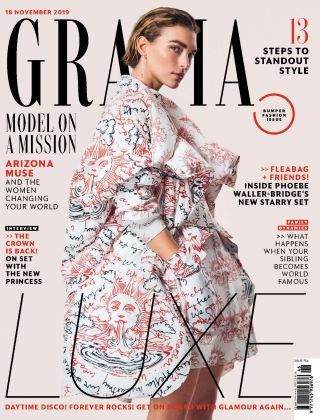 Grazia Issue 754