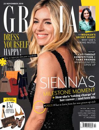 Grazia Issue 755