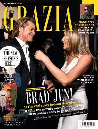 Grazia Issue 763