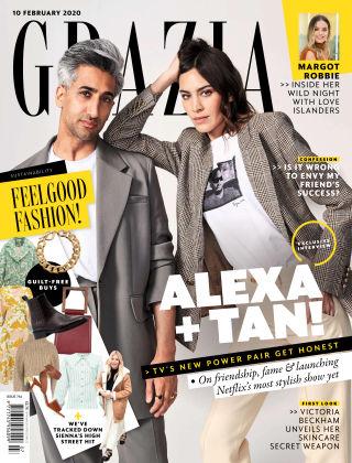 Grazia Issue 764