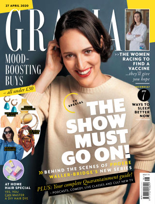 Grazia Issue 775