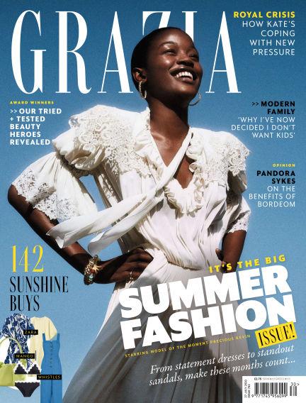 Grazia July 14, 2020 00:00