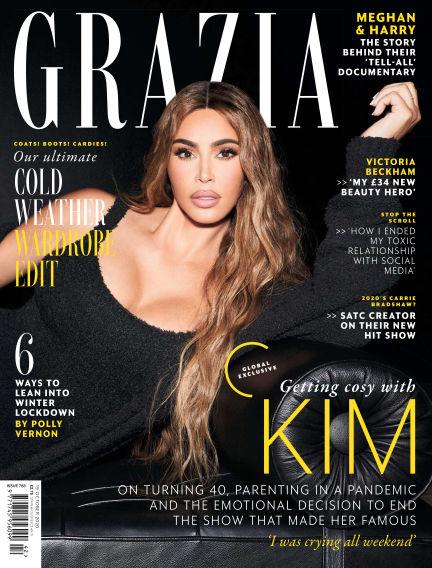 Grazia October 06, 2020 00:00