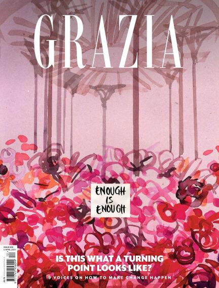Grazia March 23, 2021 00:00
