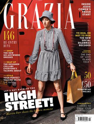 Grazia Issue 801