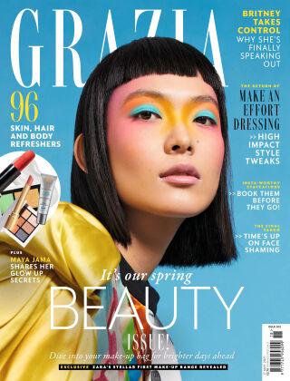 Grazia Issue 803