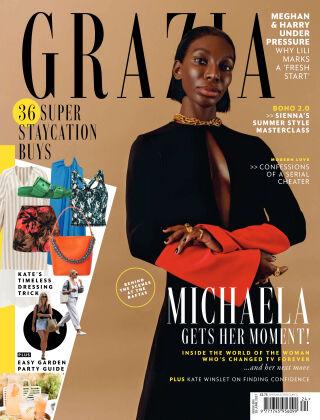 Grazia Issue 806