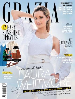 Grazia Issue 807