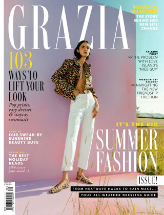 Grazia Issue 809