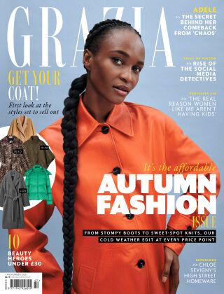 Grazia Issue 815