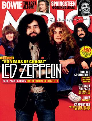 MOJO Issue 337