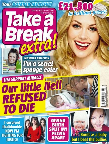Take a Break Series January 28, 2016 00:00