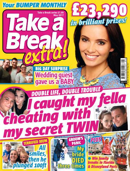 Take a Break Series April 20, 2017 00:00