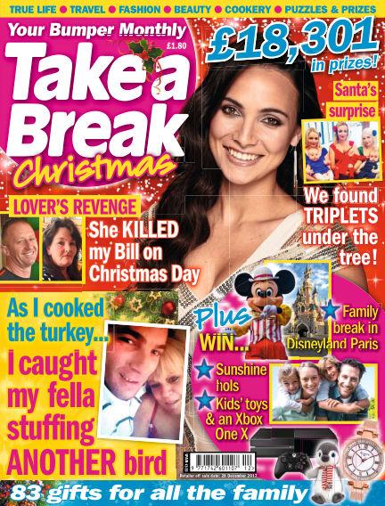 Take a Break Series November 16, 2017 00:00