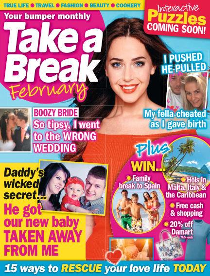 Take a Break Series February 01, 2018 00:00
