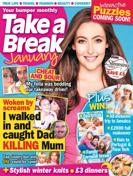 Take a Break Series December 27, 2018 00:00
