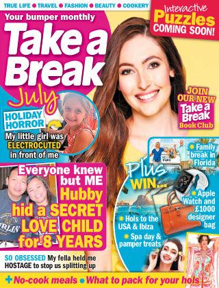 Take a Break Series July 2019