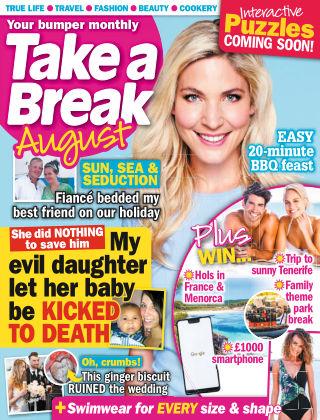 Take a Break Series August 2019