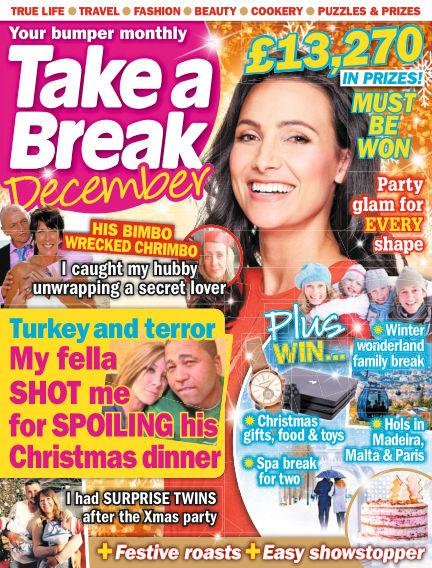 Take a Break Series November 21, 2019 00:00