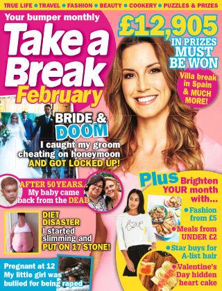 Take a Break Series February 2020