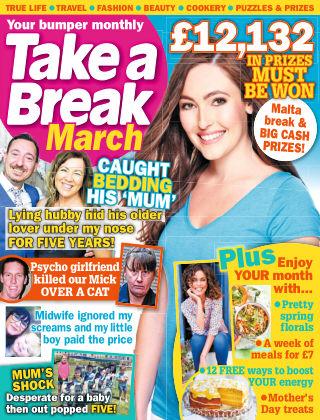 Take a Break Series March 2020