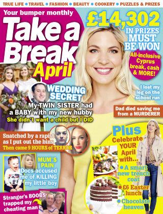 Take a Break Series April 2020