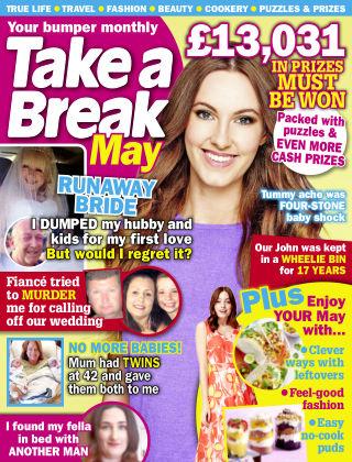 Take a Break Series May 2020