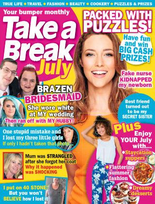 Take a Break Series July 2020