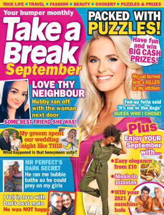 Take a Break Series September 2020