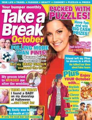 Take a Break Series October 2020
