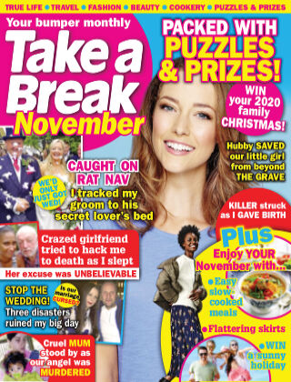 Take a Break Series November 2020