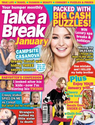 Take a Break Series January 2021