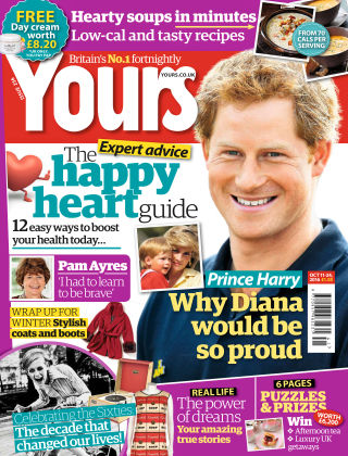 Yours Issue 256