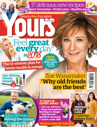 Yours Issue 288