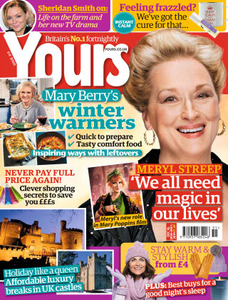 Yours Issue 313