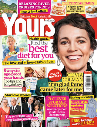 Yours Issue 317