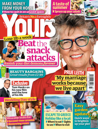 Yours Issue 325
