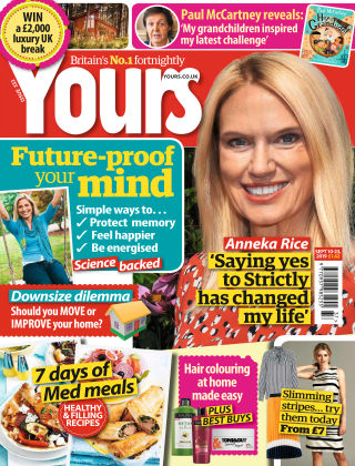 Yours Issue 332