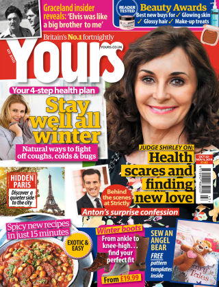 Yours Issue 335