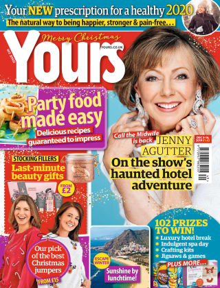 Yours Issue 338